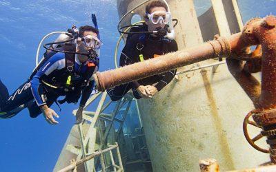 Peak Performance Buoyancy Speciality – Our Journey